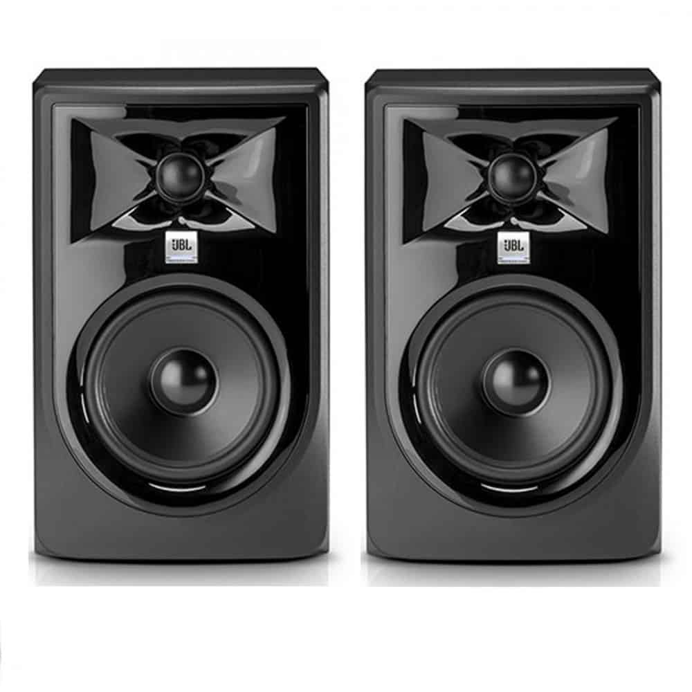 JBL LSR305 Best Studio Monitor For Making Beats